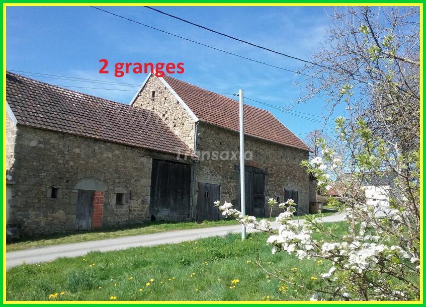 Maison + 2 granges+1 hectare