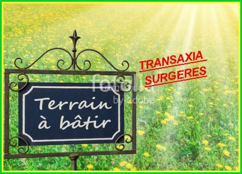 TERRAIN A BÂTIR 403m2