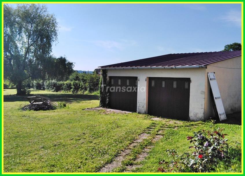 maison + 2000m² jardin