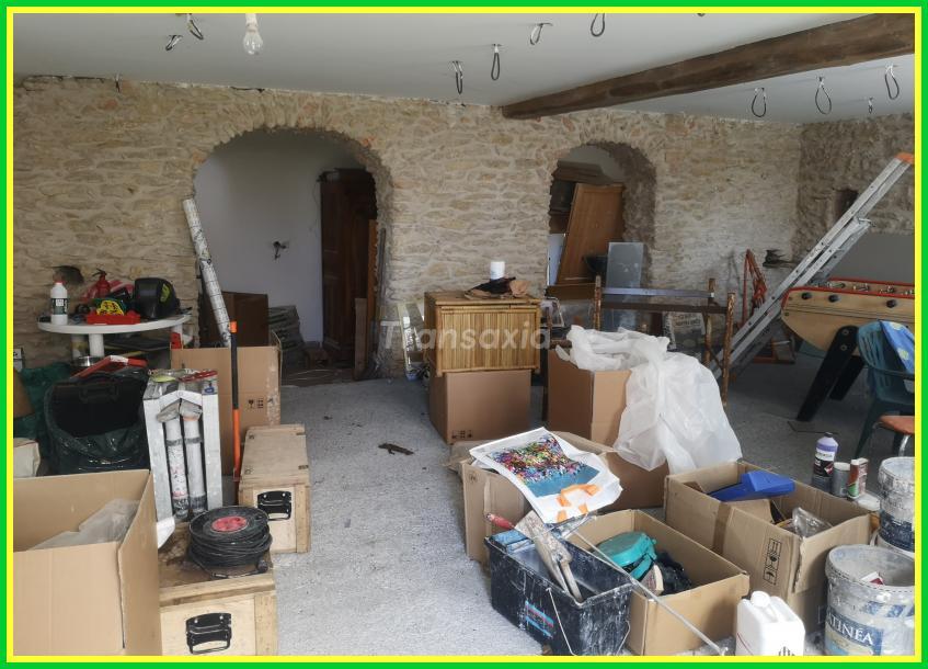 Maison à finir de restaurer
