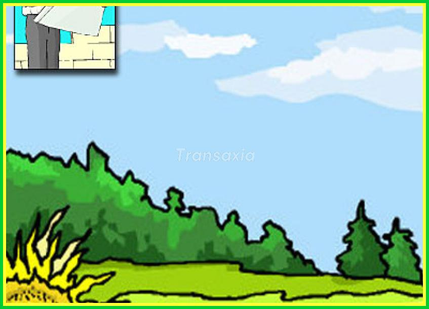 terrain sur village tranquille