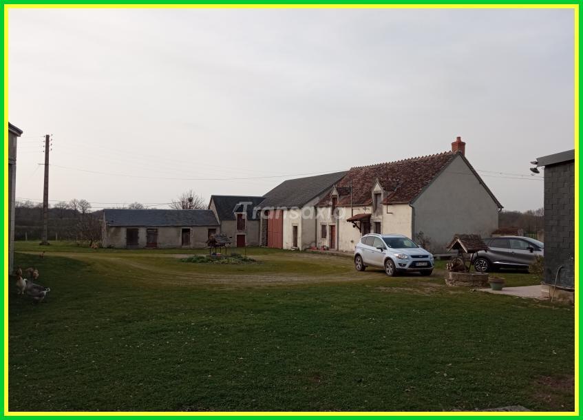 Splendide Grange à  Auvent
