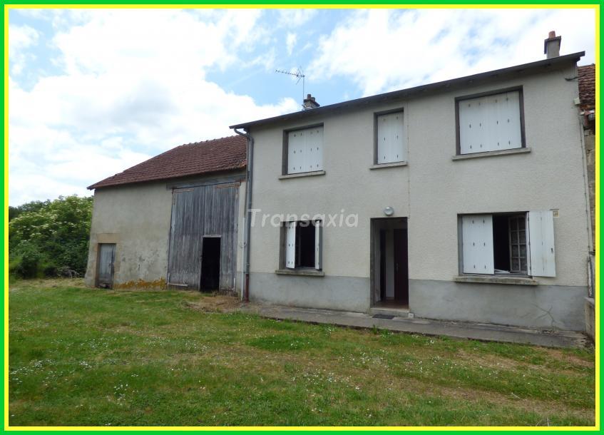 Maison+Grange+Terrain 8000 m²