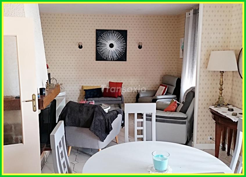 Maison sur sous-sol 3 chambres