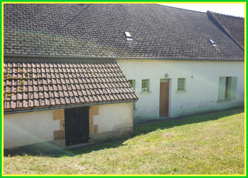 Maison type LONGERE : 3 chbres