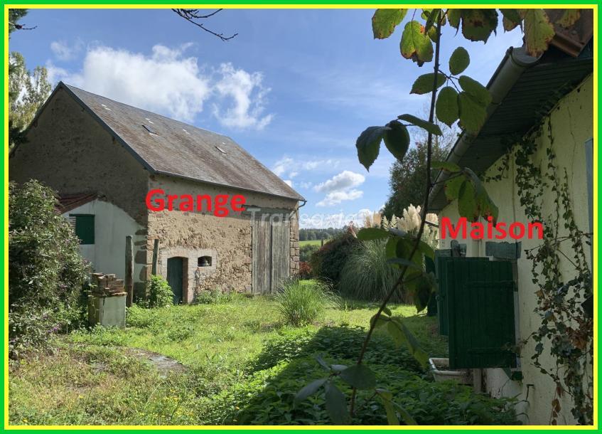 Maison + Grange avec vue!