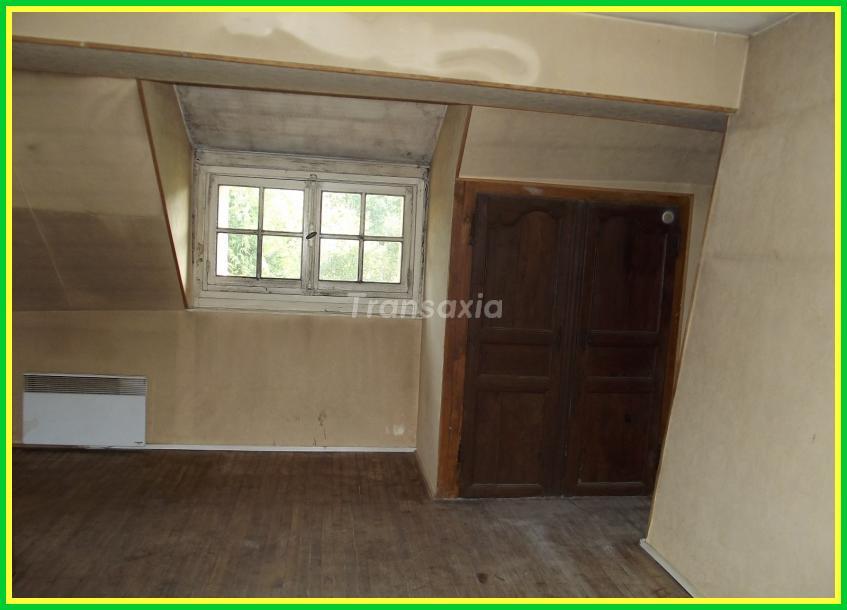 Maison avec grange attenante