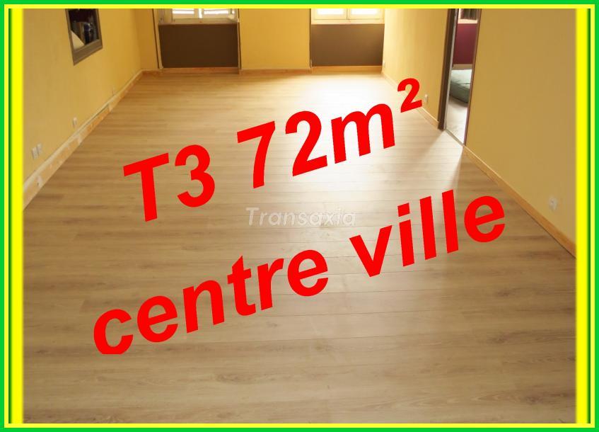 Apt T3  72m²