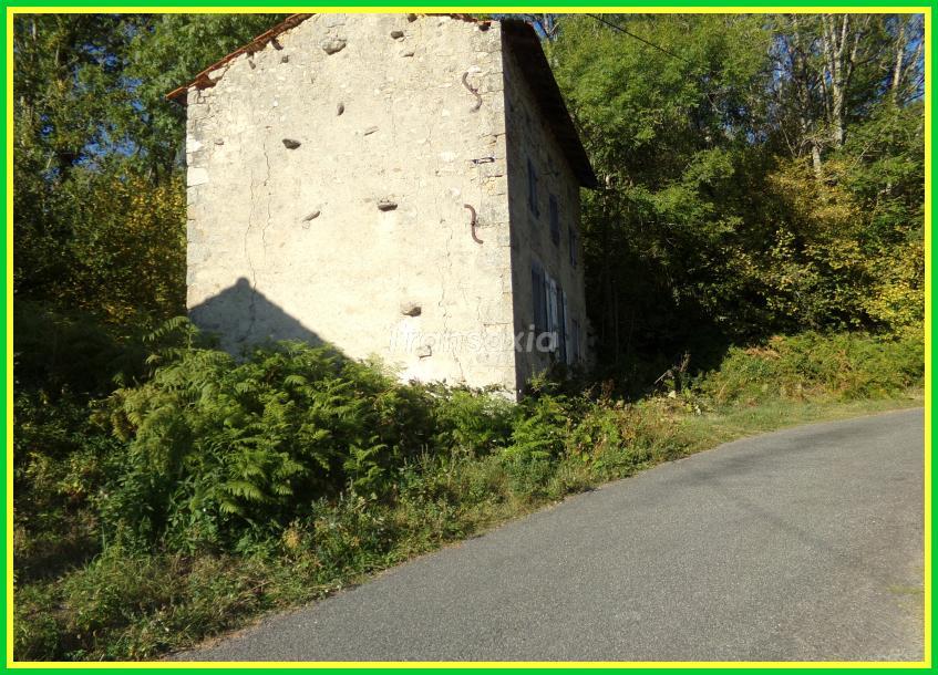 maison  rustique en montagne