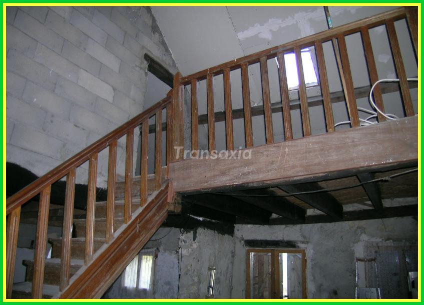 Maison en cours de rénovation