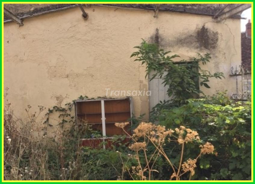 maison à rénover de plain pied