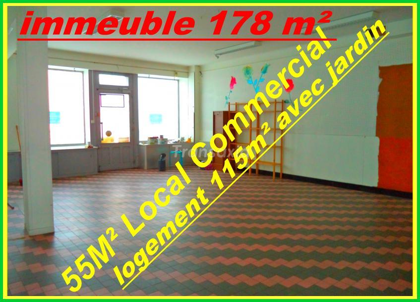 Immeuble 178m².