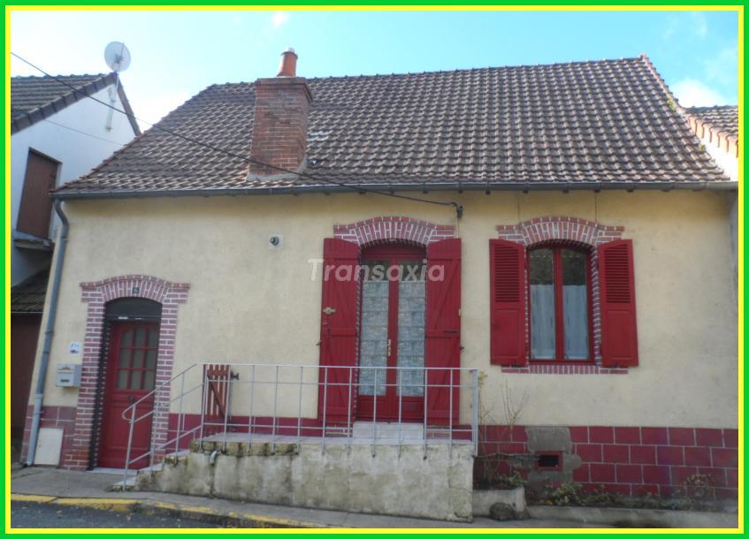Maison proche centre Boussac