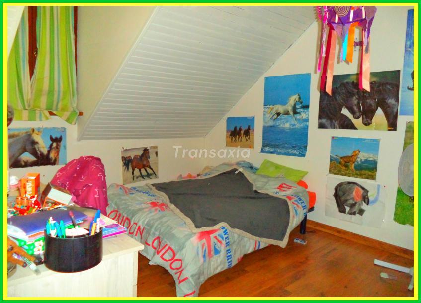 Longère 5 Chambres- 125m²