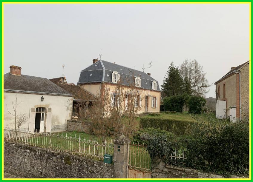 Maison + studio + grange