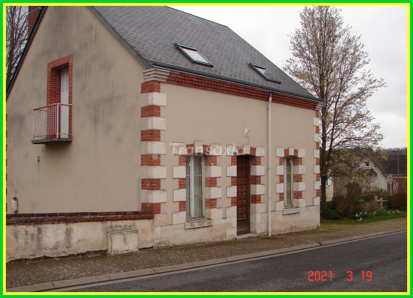 Charmante maison de bourg