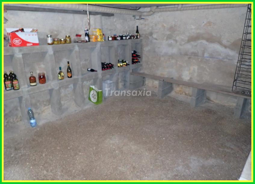 maison  en pierre 120m²+caves
