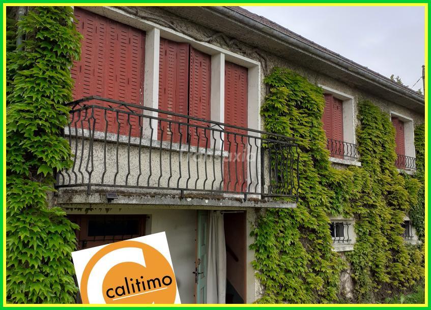 maison 140 m² au calme