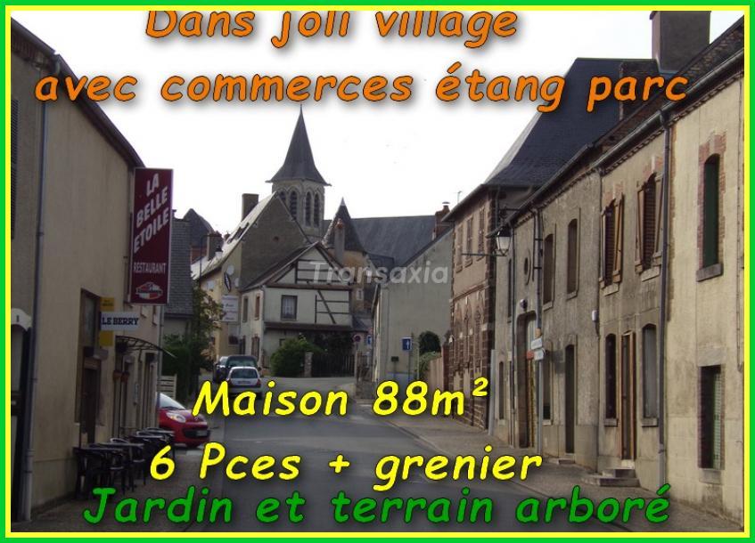 2h PARIS Mais.+88m² 5p. Jardin