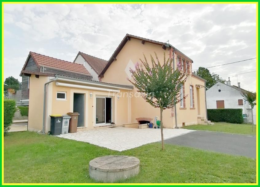 Maison 3 pièces-terrain 949 m²