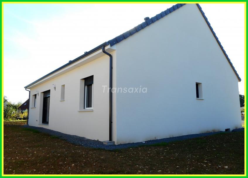 Maison plein pied neuve 108 m2