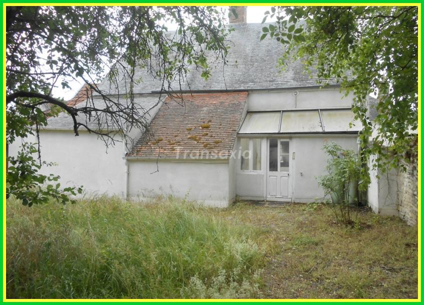 Maison CV jardin et garage