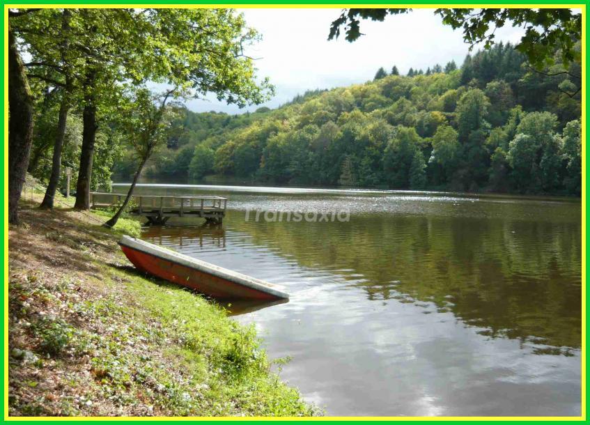 proche lac Eguzon idéale vacances