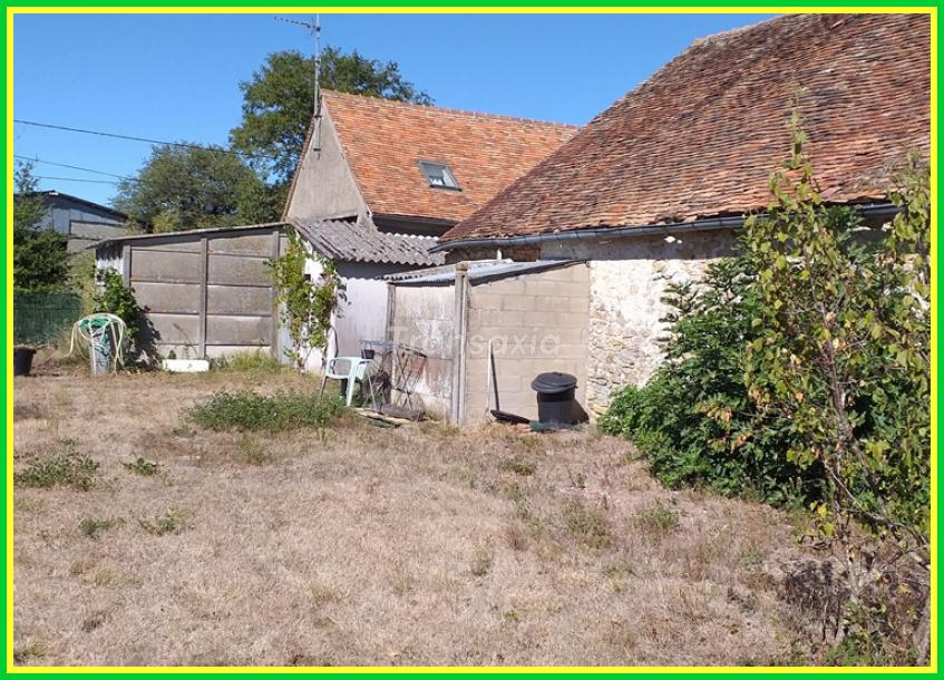 MAISON 2CH. Grange et jardin