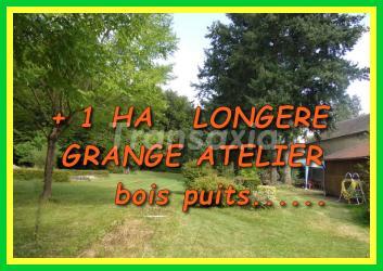 + 2h Paris 1Ha LONGERE puits