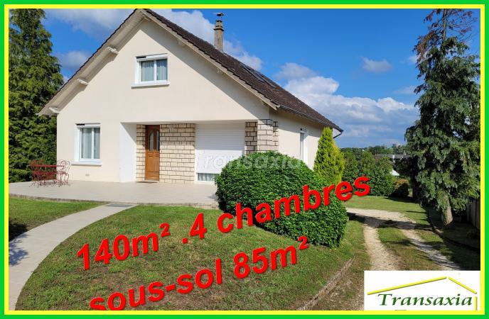 belle maison de 140m² .4 chs