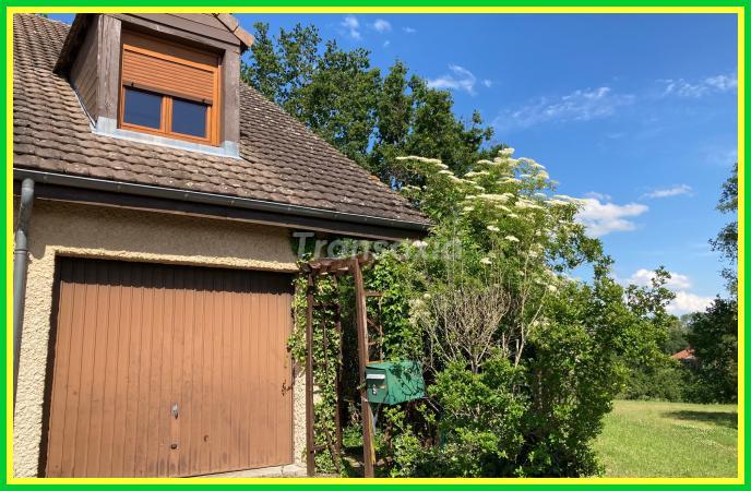 Pavillon, jardin, garage