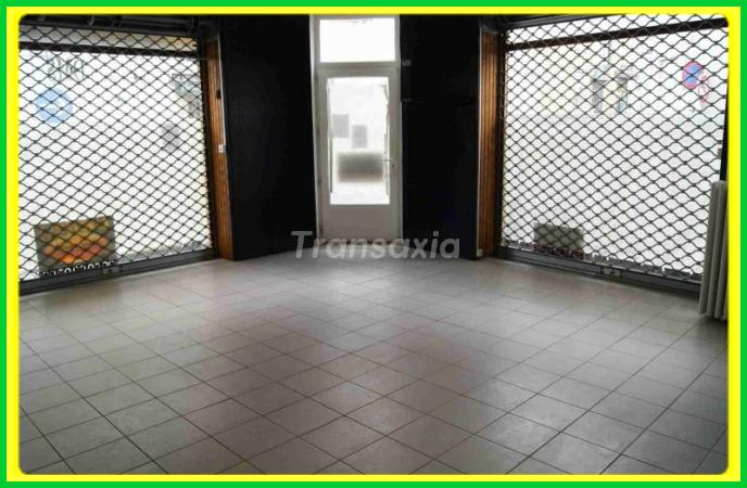 Local commercial   Appartement