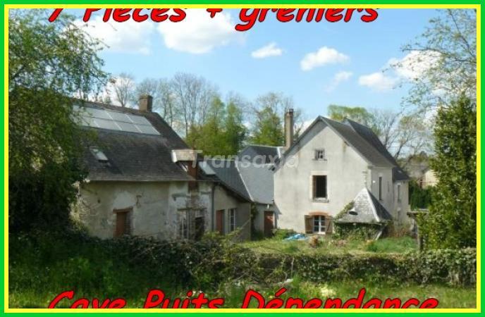 Bien immobilier vendre agence henrichemont - Renov maison sud ...