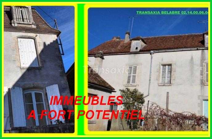 ENSEMBLE IMMOBILIER EN CENTRE VILLE