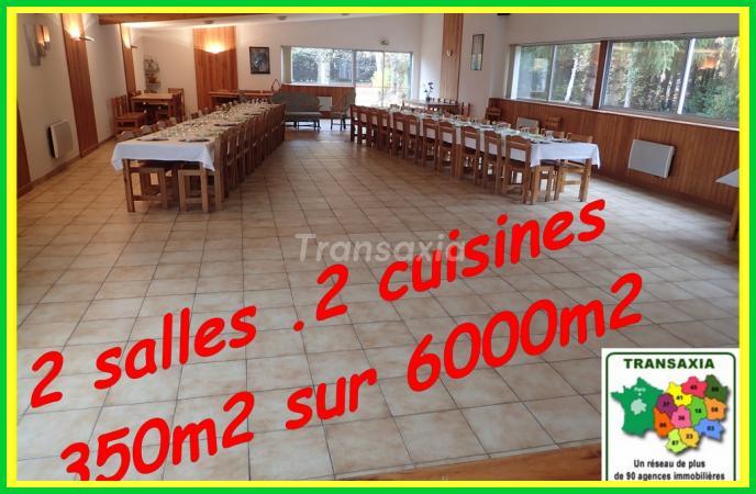 Restaurant 310m2 2salles