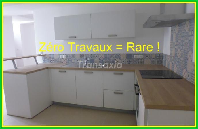 Zéro Travaux = Rare !!!