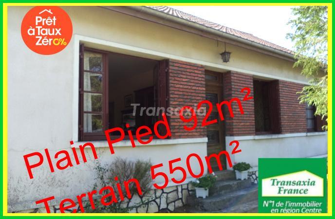 Maison de 92m² + Garage