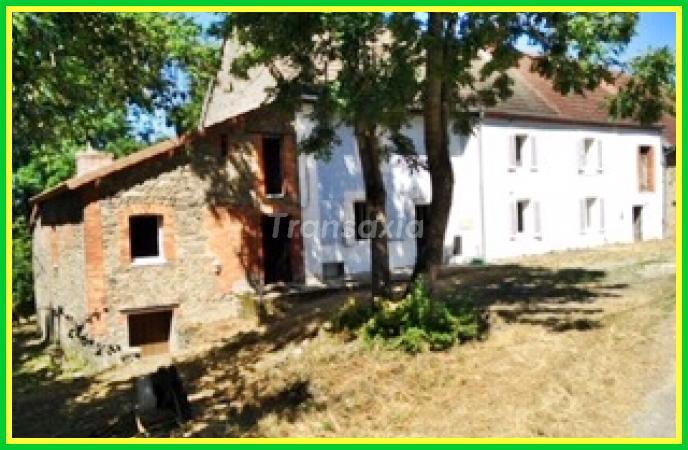 maison en pierres rénovée
