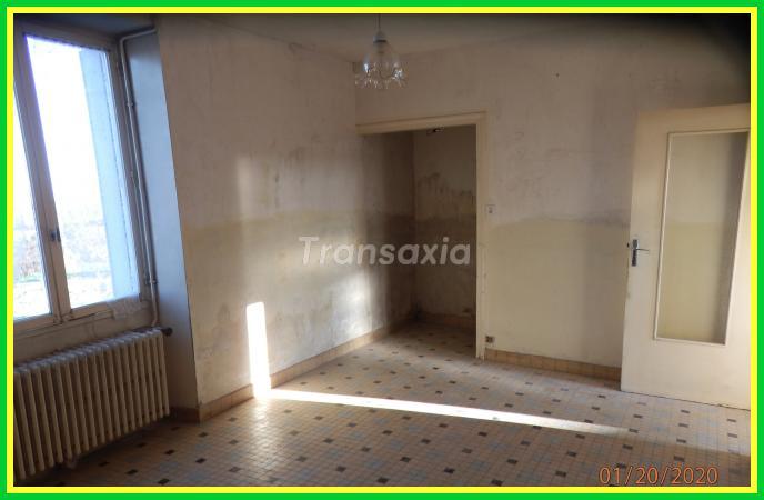 Maison à rénover 70 m²
